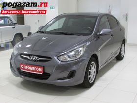 Купить Hyundai Solaris, 2013 года