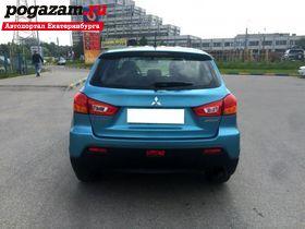 Купить Mitsubishi ASX, 2011 года