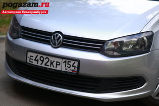 ������ Volkswagen Polo, 2011 ����