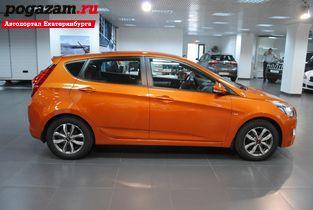 Купить Hyundai Solaris, 2015 года