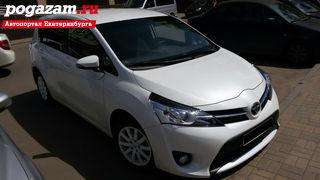 ������ Toyota Verso, 2014 ����
