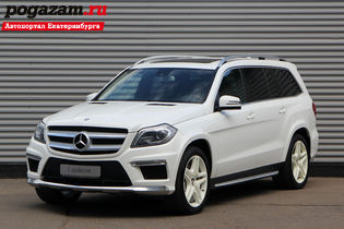 Купить Mercedes-Benz GL-class, 2014 года
