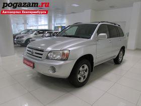 Купить Toyota Highlander, 2005 года