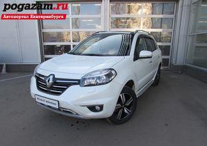 ������ Renault Koleos, 2014 ����