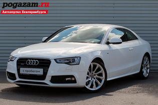 Купить Audi A5, 2012 года