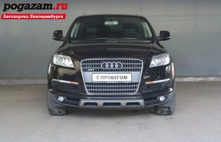 ������ Audi Q7, 2008 ����
