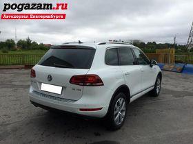 Купить Volkswagen Touareg, 2014 года