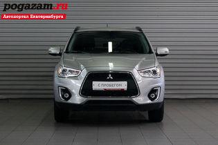 Купить Mitsubishi ASX, 2014 года