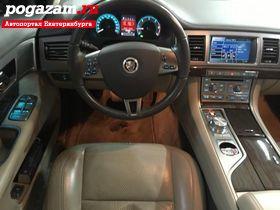 Купить Jaguar XF, 2011 года