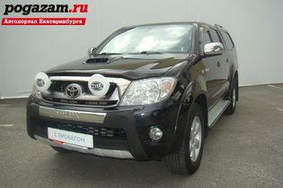 Купить Toyota Hilux, 2010 года