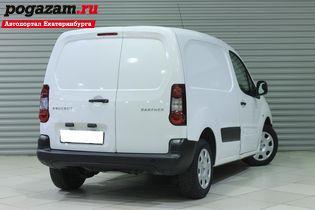 Купить Peugeot Partner, 2013 года