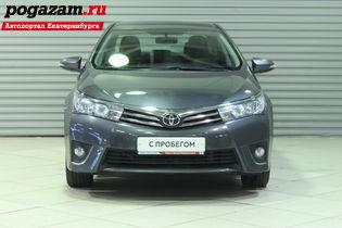 ������ Toyota Corolla, 2013 ����