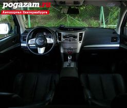 ������ Subaru Outback, 2010 ����