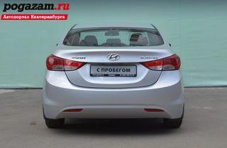 Купить Hyundai Elantra, 2011 года