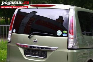 ������ Nissan Serena, 2012 ����