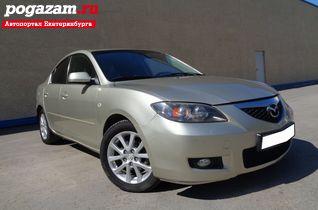 Купить Mazda 3, 2007 года