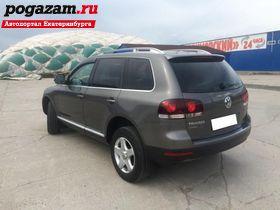 Купить Volkswagen Touareg, 2010 года
