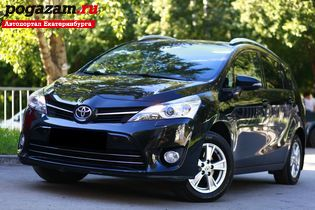 Купить Toyota Verso, 2014 года