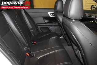 Купить Jaguar XF, 2012 года