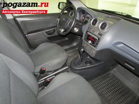 Купить Ford Fiesta, 2008 года