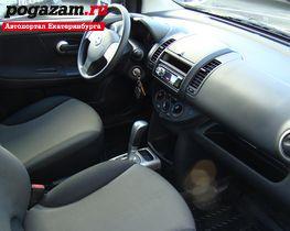 Купить Nissan Note, 2012 года