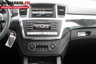 Купить Mercedes-Benz GL-class, 2015 года