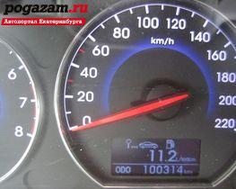 ������ Hyundai Santa F�, 2011 ����
