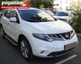 Купить Nissan Murano, 2015 года