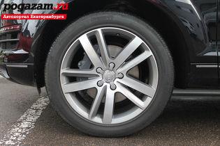 ������ Audi Q7, 2014 ����