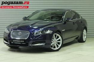Купить Jaguar XF, 2014 года
