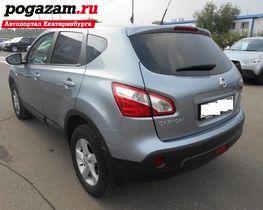Купить Nissan Qashqai, 2011 года