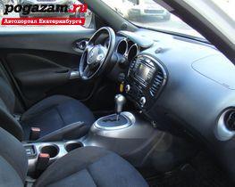 Купить Nissan Juke, 2011 года