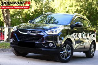 ������ Hyundai ix35, 2013 ����