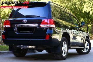 ������ Toyota Land Cruiser, 2010 ����