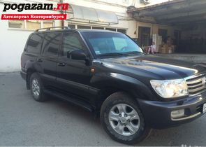 Купить Toyota Land Cruiser, 2006 года