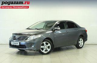 Купить Toyota Corolla, 2012 года