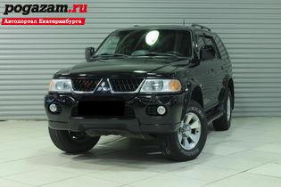 Купить Mitsubishi Pajero Sport, 2007 года