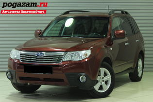 ������ Subaru Forester, 2008 ����