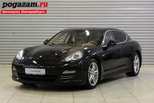 Купить Porsche Panamera, 2010 года