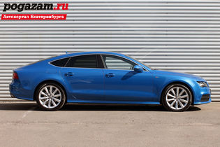 Купить Audi A7, 2013 года