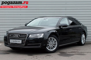 ������ Audi A8, 2015 ����