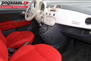 Купить Fiat 500, 2009 года