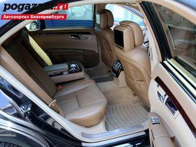 ������ Mercedes-Benz S-class, 2007 ����