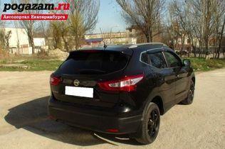 Купить Nissan Qashqai, 2014 года