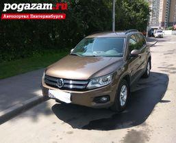 Купить Volkswagen Tiguan, 2014 года