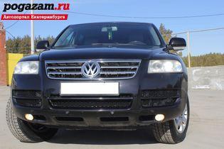 ������ Volkswagen Touareg, 2005 ����
