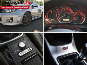 ������ Subaru Impreza WRX STI, 2012 ����
