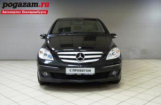 Купить Mercedes-Benz B-class, 2007 года