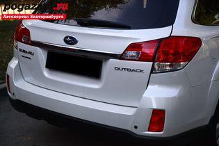 ������ Subaru Outback, 2011 ����