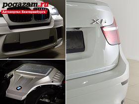 Купить BMW X6, 2009 года